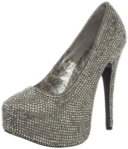 Pleaser Teeze-06R, Damen Pumps 43