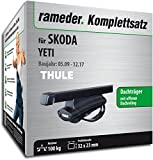 Rameder Full Set quadratisch Dach Rack Bar für Skoda Yeti (115983â 08486â–Â 3)