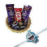 #6: Kids Rakhi With Sweet Chocolate
