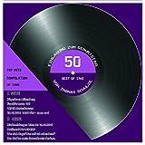 10 x Einladungskarten zum Geburtstag als Schallplatte CD Kassette 4 Farben zur Auswahl