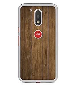 ifasho Designer Back Case Cover for Motorola Moto G4 :: Moto G (4th Gen) (Tube Christmas Wood Tools)