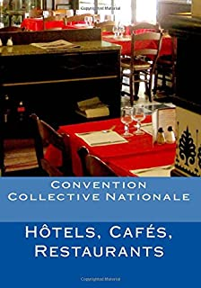 Convention Collective Hotel Restaurant