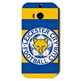 DIY Design FC Leicester City Football Club Phone Case Cover For Htc One M8 3D Plastic Phone Case