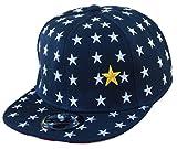 THENICE Kind Hip-Hop Sterne Cap Baseball Kappe Hut (Venus Marine)