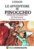 Le avventure di Pinocchio: Storia di un burattino in 97 illustrazioni