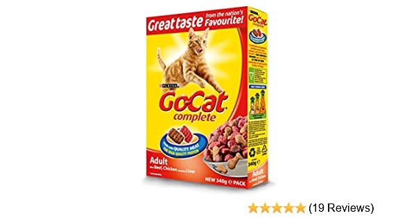 Go Cat Duck Rabbit Chicken Dry Cat Food 2kg Amazon Co Uk Pet