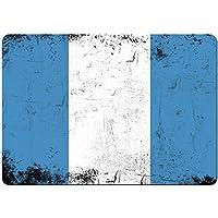 Tappetino per mouse in stile retrò con Bandiera del Guatemala colori