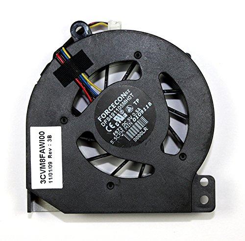 Power4Laptops Dell Vostro 1088 Kompatibler Notebook Lüfter