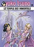 Yoko Tsuno, Tome 28 : Le temple des immortels