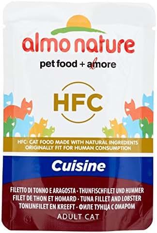 Almo Nature : Pochon Classic Cuisine : Filet Thon/homard