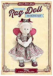 Rag Doll Making Kit Meg - 54cm