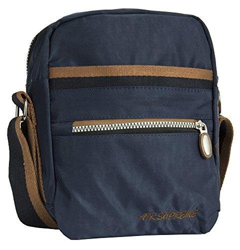 Big Handbag Shop, Borsa a mano donna Style 2 - Navy