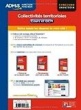 Image de Collectivités territoriales - Catégories B et C - Cours et QCM - L'essentiel en 54 fiches - Concours 2014-2015