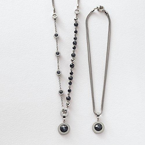 Günstig Leonardo Jewels JEWELS BY LEONARDO Damen Armband schwarz ... 0901f370c3