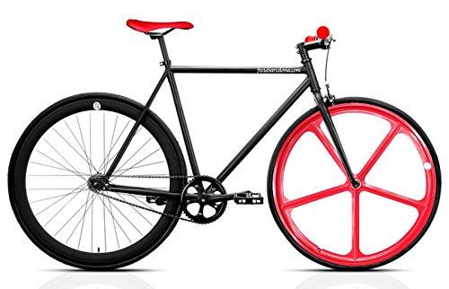 Vélo fB FIX4Black. monomarcha Fixie/single speed. Taille 56