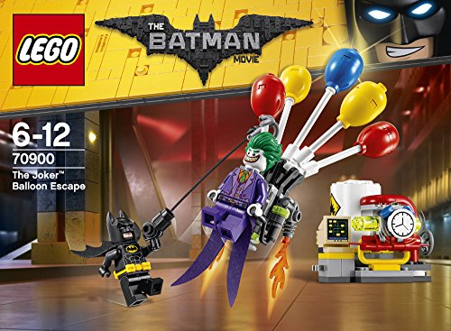 "LEGO 70900 ""The Joker Balloon Escape"" Building Toy"