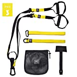 O RLY Schlingentrainer Sling Trainer Bodyweight Fitness Resistance Straps Trainer