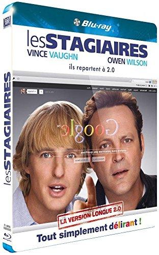 Les Stagiaires / Prakti.com [Blu-ray]