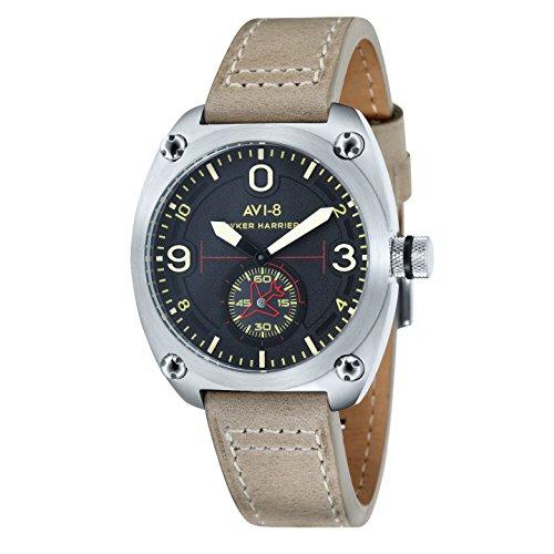 avi-8-av-4026-03-orologio-da-polso-analogico-da-uomo-cinturino-in-pelle-colore-marrone