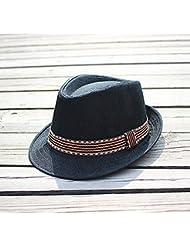 Outstanding® Unisex Niños Niños Niñas Capo de lona Jazz Beret Beanie Hat para la fotografía