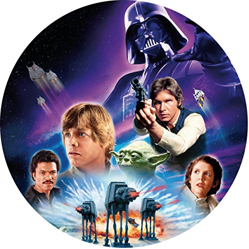 Tortenaufleger Star Wars4 / 20 cm Ø