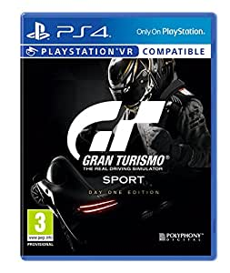 Gran Turismo Sport - Edition Day One
