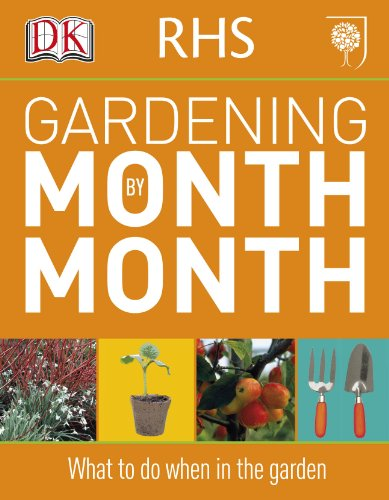 Gardening Month By Month New Edition (Rhs) por Vv.Aa
