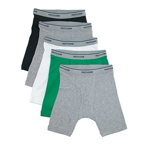 Fruit of the Loom Boy's Boxer Briefs