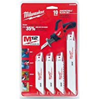 Hackzall Mini Reciprocating Blade Set-10PK HACKZALL BLADE SET