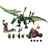 LEGO Ninjago 70593 The Green NRG Dragon Building Kit (567 Piece) by LEGO