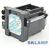 SEKOND Sklamp Replacement Projector / TV Lamp With Housing For JVC HD-61Z456/HD-52G887/HD-56G787/HD-56FN97 Tv Lamps150 Days Warranty