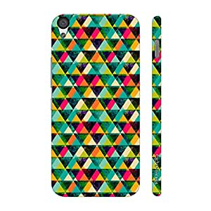 Enthopia Designer Hardshell Case Twisty Tangles Back Cover for One Plus X