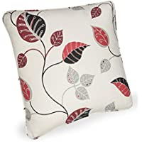 Hamilton McBride April Cranberry Self-Piped 17in (43x43cm) Approximately Cushion Cover