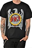 Slayer - Camiseta - para hombre negro medium