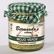 Bernardos - Mojo Verde - 1 x 250 ml