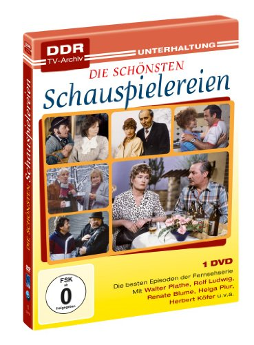 Die schönsten Schauspielereien (DDR TV-Archiv)