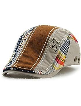 Impression 1 PCS Boinas Ocio Retro Hat Gorra de golf Sombrero de Sol Deporte al Aire Libre Primavera Verano para...