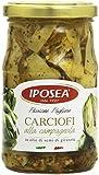 Iposea - Carciofi alla Campagnola, in Olio di Semi di Girasole, 290 g