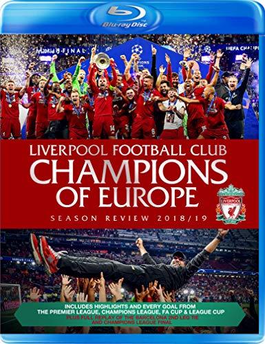 Liverpool Football Club End Of Season Review 2018/19 [2xBlu-Ray] (Keine deutsche Version)