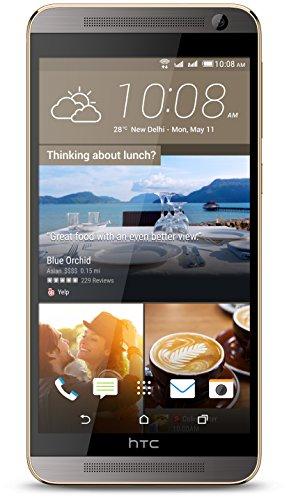(CERTIFIED REFURBISHED) HTC One E9 Plus (Gold Sepia)