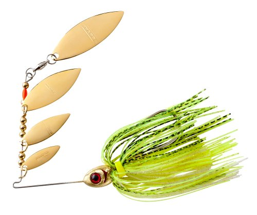 Booyah Super Shad, Super Shad, Gold Chartreuse Gold -
