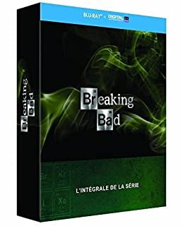 Breaking Bad : Intégrale de la série - Blu-ray + Copie Digitale [Blu-ray] [Édition Collector] (B00FZ6JWYY) | Amazon price tracker / tracking, Amazon price history charts, Amazon price watches, Amazon price drop alerts