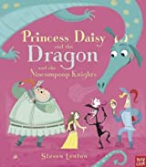 Princess Daisy and the Dragon by Steven Lenton (2015-02-05)