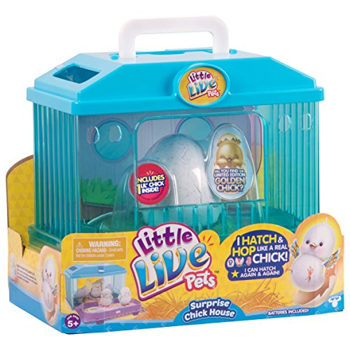 Little Live Pets 28325Surprise Chick Hühnerhaus Spielzeug