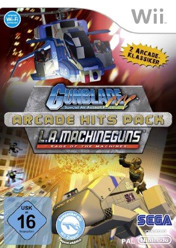 Arcade Hits Pack: Gunblade NY & L.A. Machineguns - Cami Pack