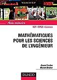 Aide mémoire mathématiques pour les sciences de l'ingénieur...