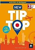 NEW TIP-TOP English 3e Prépa-Pro - Éd. 2017 - CD audio