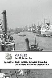 VIA SUEZ: Blue Funnel Line (Merchant Navy Series)