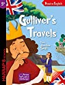 Harrap's Gulliver's travels 5e par Culleton