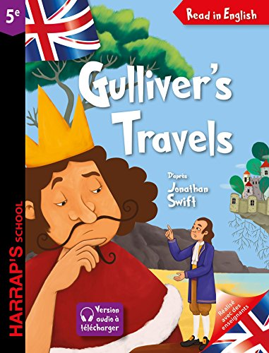 Harrap's Gulliver's travels 5e par Anna Culleton